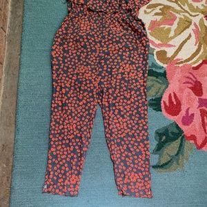 Anthropologie Pants - Anthropologie Soft Orange Jumpsuit